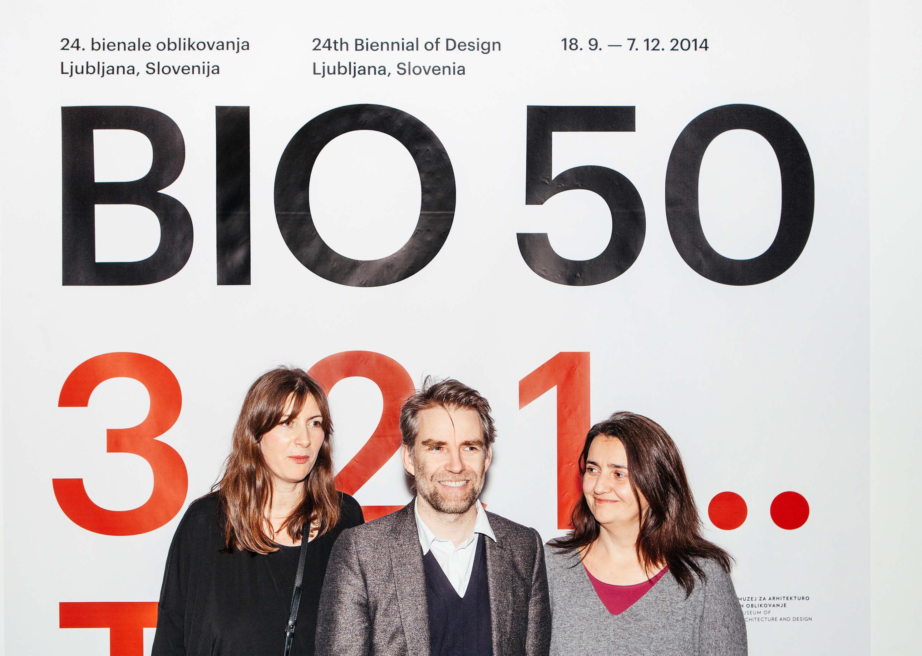 Exhibition BIO50